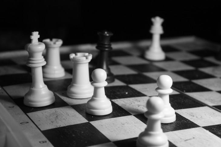 КАИССА - муза шахмат